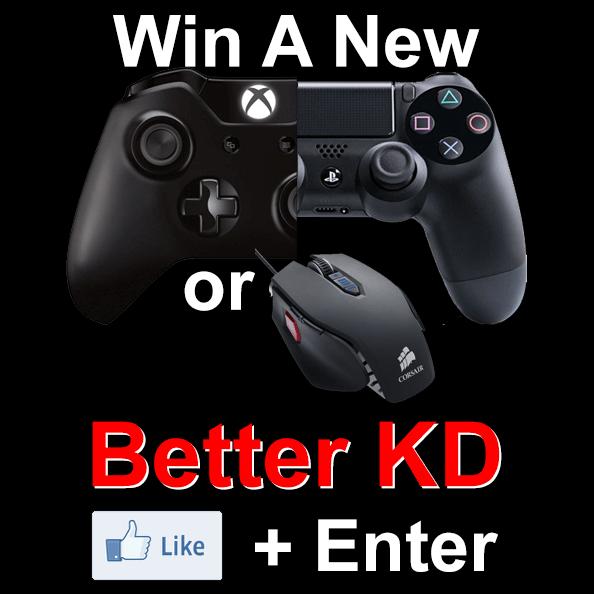 BetterKD.com is Giving Away a Controller